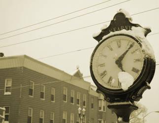 Frozen Time by TheBishounen55