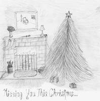 Christmas Card 2005 by TheBishounen55