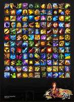 skill icons by ansonruk