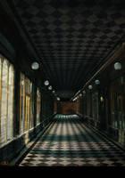 Couloir de passage_concept by ourlak