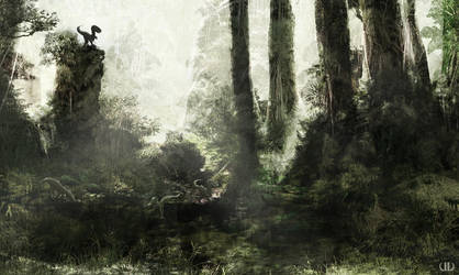 ptit 'hunter' by ourlak