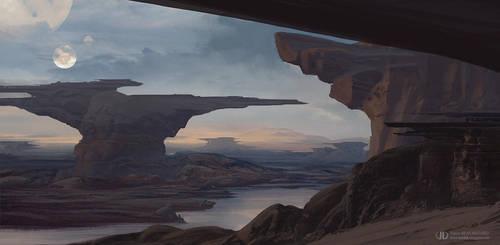 Desert by ourlak