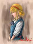 Sherry Birkin by TakaraiIzumi23
