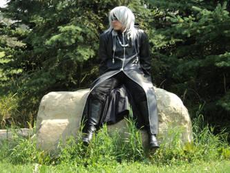 Kingdom Hearts - Organization XIII Riku by C-WorldProductions