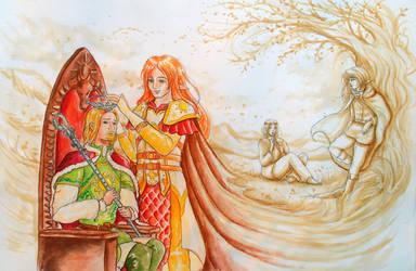 Coronation by VisAnastasis