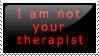 Therapist stamp by Daakukitsune