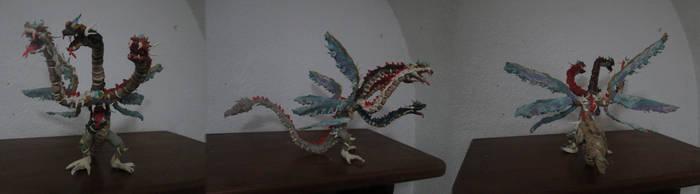 Ehecacozcoatl: The Solar Beast of Wind by Mexicankaiju