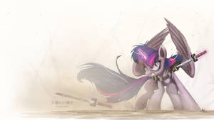 Ninja Twilight Redux by NCMares