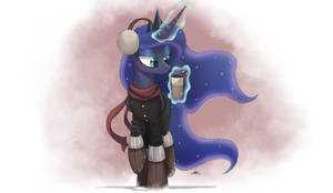 On A Winter's Day by NCMares