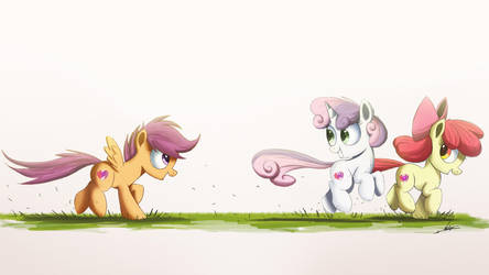 'Every Blank Flank Needs Our Help!' by NCMares