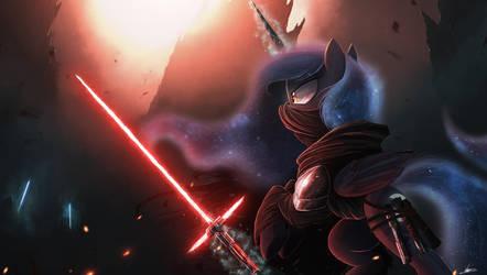 Sith Luna Redux by NCMares