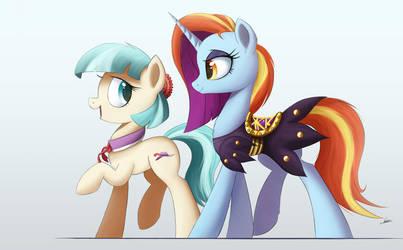 Fashun Ponies by NCMares