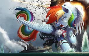 Destroyer Dash by NCMares