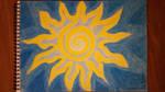 SUNSPIRAL ~ CHALKTOBER 29 by DAGAIZM