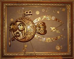 Golden Fish of Time by Albegoyec