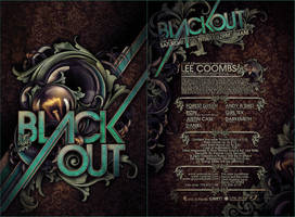 BLACKOUT FLIER by Demen1