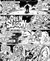 Open Season 1 by Lamonicana