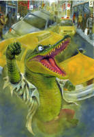 King Lizard by Lamonicana