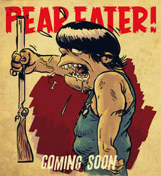 Pear Eater teaser by Lamonicana