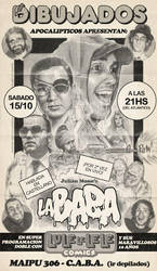 La baba en dibujados by Lamonicana