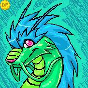 Eastern Dragon by xNIR0x