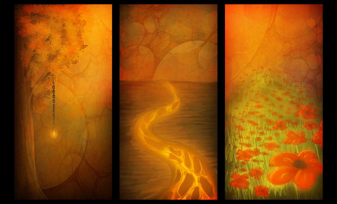 Warmth [Day 6][Esktober] by DreamerTheTimeLady