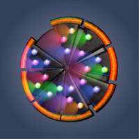 Disco Pizza Light - [FFPS - FNaF 6 Blender] by ChuizaProductions