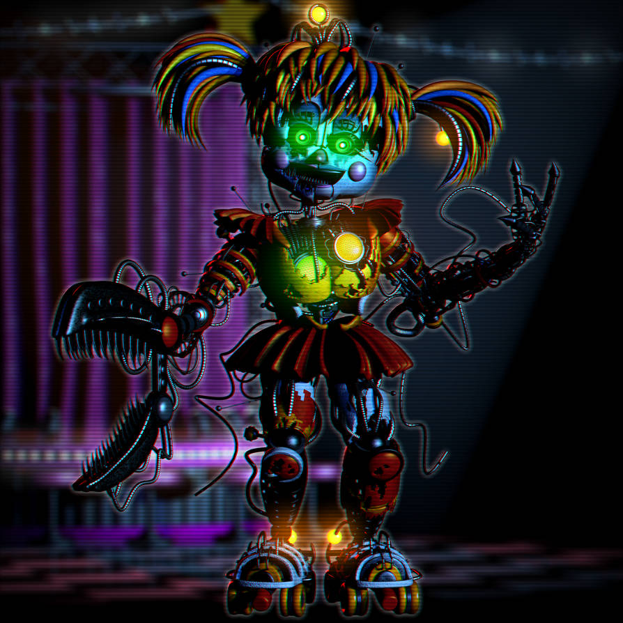 [FNaF 6 FFPS] By ChuizaProductions