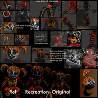 Scrap Baby Main wip - [FFPS FNaF 6] by ChuizaProductions
