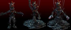Molten Freddy FullBody - [FNaF 6 FFPS] by ChuizaProductions
