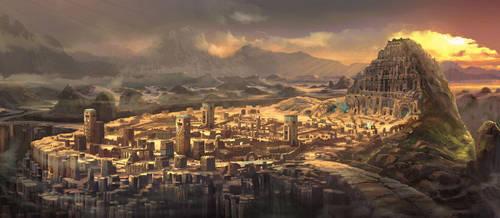 Game Environment2 by Guang-Yang