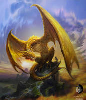 Fantasy Game Posters by Guang-Yang
