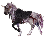 Inktober: Roasted by empiredog