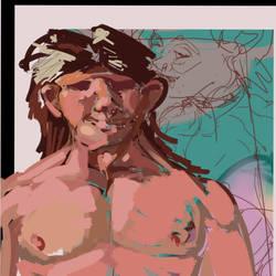 Caveman by vaka9