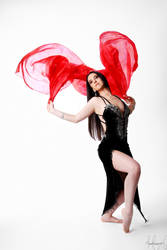 Belly Dancer Veil Stock 05 by LoryenZeytin