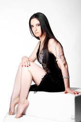 Lady in Black Stock 06 by LoryenZeytin