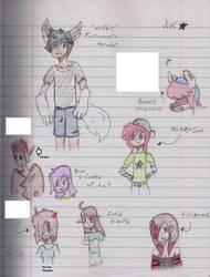 Sketches 02-14 by JarvySSJ
