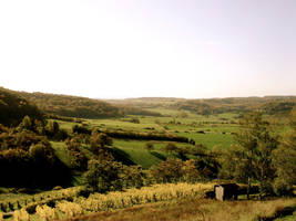 View: Scheierbierg to Ellange by maradong