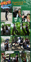 Naruto Cosplay Collage :D by Kiulani