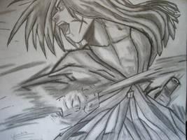 Kenshin by impa42fr