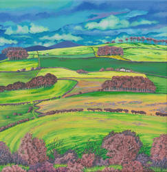 Border Country 2 by LynneHendersonArt