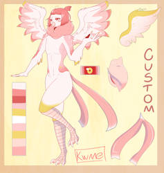 [Custom] Pink Bird by Bayonettu