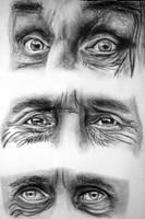 Old eyes by lihnida