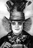 Mad Hatter (Johnny Depp) by lihnida