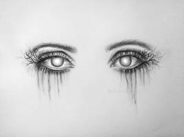 creepy eyes by lihnida
