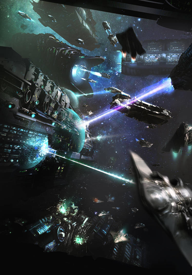 From Furies Forged : Fleet Free 5 by M-Delcambre