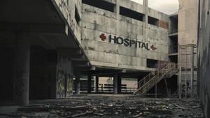 Hospital by M-Delcambre