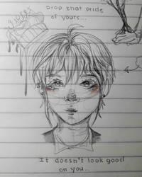 Sketchdump 01 by Pandalystic