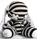 Dorian Bunny by splitmindplush