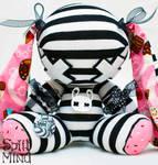 Lollita Cupcake Bunny by splitmindplush